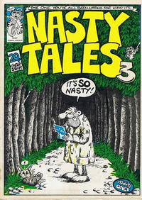 Cover Thumbnail for Nasty Tales (Meep Comix Group, 1971 ? series) #3
