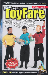 Cover Thumbnail for Twisted Toyfare Theatre (Wizard Ente