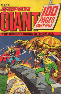 Cover Thumbnail for Super Giant (K. G. Murray, 1973 series) #12
