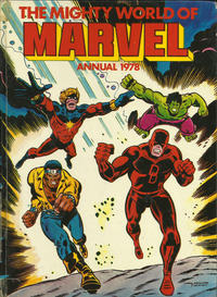 Cover Thumbnail for The Mighty World of Marvel Annual (World Distributors, 1976 series) #1978