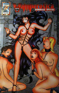 Cover Thumbnail for Vamperotica Bondage Special (Brainstorm Comics, 1998 series) #1