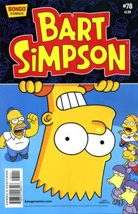 Cover Thumbnail for Simpsons Comics Presents Bart Simpson (Bongo, 2000 series) #78