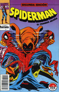 Cover Thumbnail for Spiderman (Planeta DeAgostini, 1983 series) #15