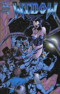 Cover Thumbnail for Widow X (Avatar Press, 1999 series) #9