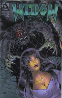 Cover Thumbnail for Widow X (Avatar Press, 1999 series) #2 [Regular edition]