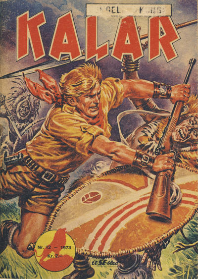 Cover for Kalar (Se-Bladene - Stabenfeldt, 1971 series) #12/1973