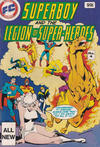 Superboy and the Legion of Super-Heroes #4