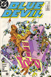 Cover Thumbnail for Blue Devil (1984 series) #24 [Direct]