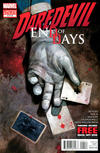 Cover for Daredevil: End of Days (Marvel, 2012 series) #4