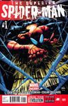 Cover Thumbnail for Superior Spider-Man (2013 series) #1