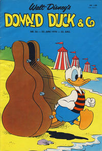 Cover Thumbnail for Donald Duck & Co (Hjemmet, 1948 series) #26/1970