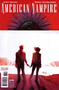 Cover Thumbnail for American Vampire (DC, 2010 series) #34