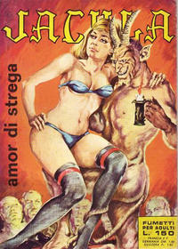 Cover Thumbnail for Jacula (Ediperiodici, 1969 series) #22
