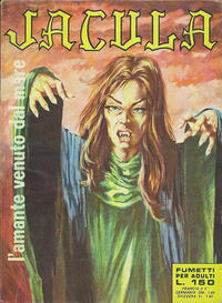 Cover Thumbnail for Jacula (Ediperiodici, 1969 series) #29