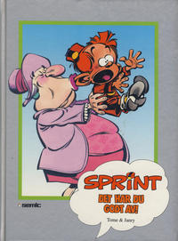 Cover Thumbnail for Sprint [Seriesamlerklubben] (Semic, 1986 series) #[45] - Det har du godt av!