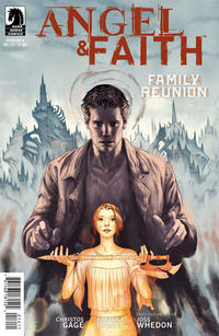 Cover Thumbnail for Angel & Faith (Dark Horse, 2011 series) #14 [Steve Morris Cover]