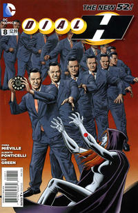 Cover Thumbnail for Dial H for Hero (DC, 2012 series) #8