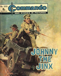 Cover Thumbnail for Commando (D.C. Thomson, 1961 series) #1019