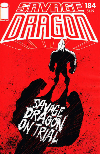Cover for Savage Dragon (Image, 1993 series) #184