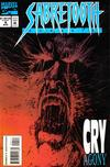 Cover for Sabretooth Classic (Marvel, 1994 series) #4