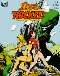 Cover Thumbnail for Love and Rockets (Fantagraphics, 1982 series) #2