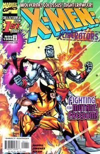 Cover Thumbnail for X-Men: Liberators (Marvel, 1998 series) #1
