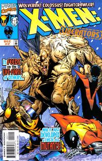 Cover Thumbnail for X-Men: Liberators (Marvel, 1998 series) #2