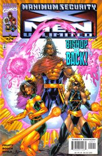 Cover Thumbnail for X-Men Unlimited (Marvel, 1993 series) #29