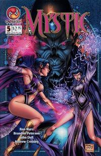 Cover Thumbnail for Mystic (CrossGen, 2000 series) #5