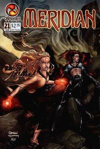 Cover Thumbnail for Meridian (CrossGen, 2000 series) #21