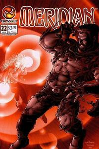 Cover Thumbnail for Meridian (CrossGen, 2000 series) #22
