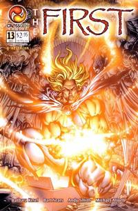 Cover Thumbnail for The First (CrossGen, 2000 series) #13