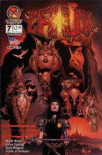 Cover Thumbnail for Crux (CrossGen, 2001 series) #7