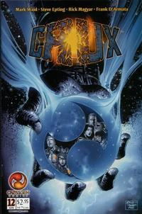 Cover Thumbnail for Crux (CrossGen, 2001 series) #12