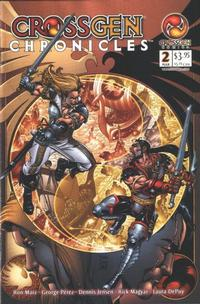 Cover Thumbnail for CrossGen Chronicles (CrossGen, 2000 series) #2