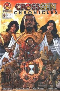Cover Thumbnail for CrossGen Chronicles (CrossGen, 2000 series) #8
