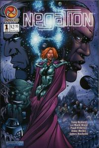 Cover Thumbnail for Negation (CrossGen, 2002 series) #1