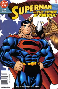 Cover Thumbnail for Superman (DC, 1987 series) #178
