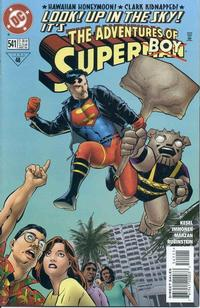 Cover for Adventures of Superman (1987 series) #541