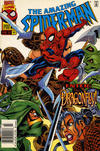 Cover Thumbnail for The Amazing Spider-Man (1963 series) #421 [Newsstand Edition]