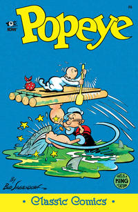 Cover Thumbnail for Classic Popeye (IDW, 2012 series) #6
