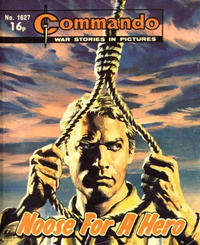Cover Thumbnail for Commando (D.C. Thomson, 1961 series) #1627