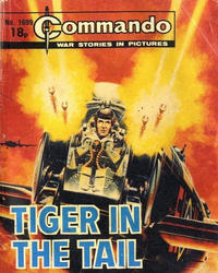 Cover Thumbnail for Commando (D.C. Thomson, 1961 series) #1699