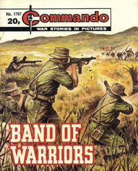 Cover Thumbnail for Commando (D.C. Thomson, 1961 series) #1797
