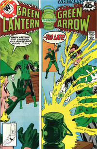 Cover for Green Lantern (1976 series) #116