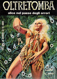 Cover Thumbnail for Oltretomba (Ediperiodici, 1971 series) #200