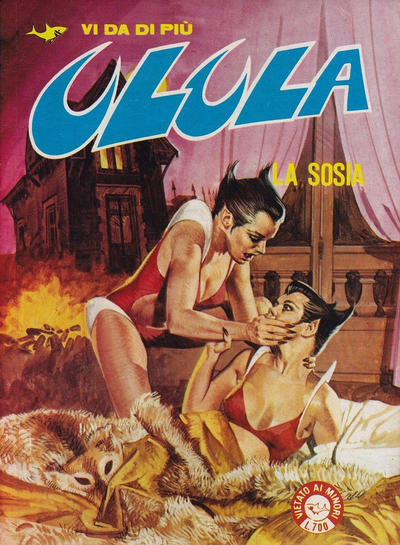 Cover for Ulula (Edifumetto, 1981 series) #15