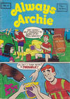 Cover for Always Archie (Yaffa / Page, 1979 ? series) #4