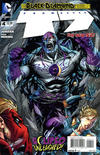 Cover for Team 7 (DC, 2012 series) #4