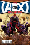 Cover for AVX: Consequences (Marvel, 2012 series) #4 [Variant Cover by Mark Brooks]